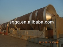 5th generation waste tyre recycling plant,scrap rubber/tyre recycle plant,scrapped tyre rubber recycling equipment