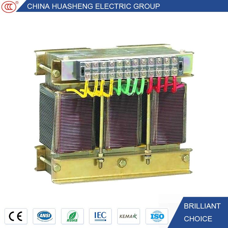 SG Series Customized Avalable 10KVA 440V To 220V Three Phase Transformer