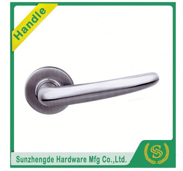 STLH-009 Competitive Price 60Mm Backset Grade 3 Door Frame Accessory Lock Handle
