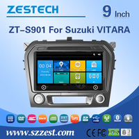 Car DVD Gps Navigation for suzuki vitara 2016 Car DVD Gps Navigation phonebook multimedia player