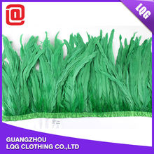 Hot sale carnival decorative feather material