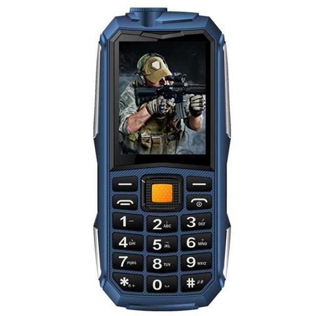 OEM Rugged Shockproof Cheap Outdoor Cell Phone