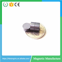 Large Strong Permanent Sintered Ferrite Ceramic Small Bar Magnet Used for Machine Block