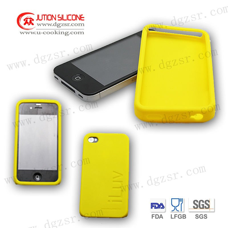 2011 hot sell funny silicon protective case for phone