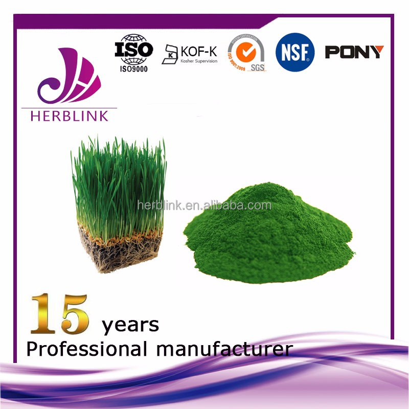 Barley grass juice powder world best health product
