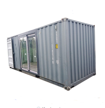 kinying brand china-made small cheap portable prefabricated steel container house