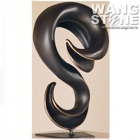 Modern Abstract Art Home Decorative Bronze Sculpture