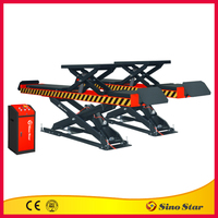 carlift/car lift underground garage/car lift with drill(SS-6400)