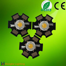 1w white High power Led CCT 2800K to 20000K with star pcb