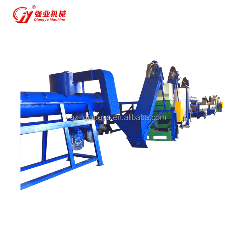 Recycled equipment guangzhou pet machine waste plastic recycling automatic prices