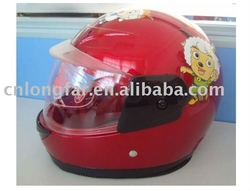 child's motorcycle helmet