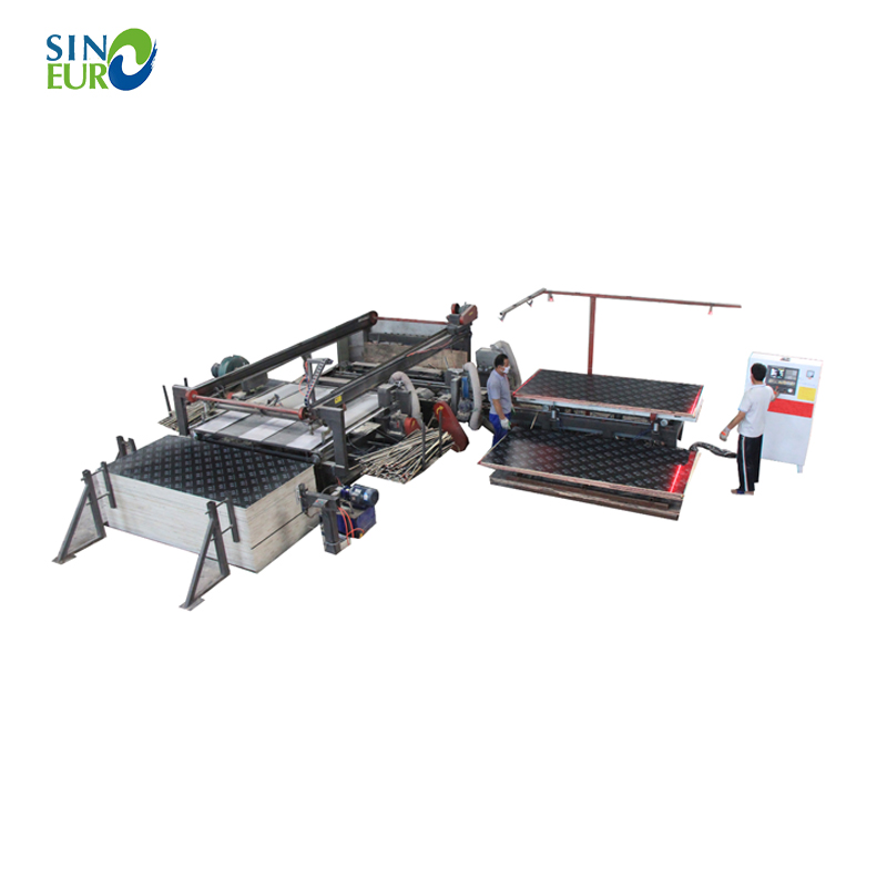 Edge Cutting Machine Plywood Edge Trimming Machine Cutting Saw