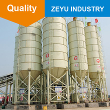 China 100 ton portable bolted cement silo for sale