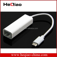 USB Ethernet Adapter USB 2.0 to RJ45 Lan Network Ethernet Adapter Card For Apple MacBook Air