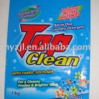 TOP Clean 1kg High Foam Detergent