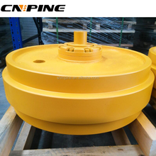 High Quality D8N 111-1729 Belt Conveyor Bulldozer Front Idler Rollers Assembly Crane Idler Wheel Excavator Parts for CAT