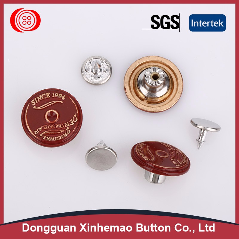 Wholesale Mould making garment jeans button