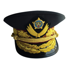 military officer peaked cap for sale
