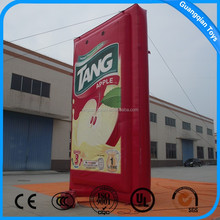 Guangqian Customized Inflatable Advertising Bottles With High Quality Inflatable Model