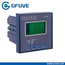 High Precision Watt Meter And Power Analyzer digital panel power meter