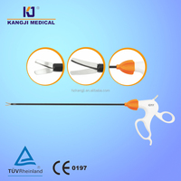 2016 Surgical disposable laparoscopic scissors/ biopsy forceps of surgical