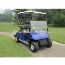 2 seats electric small golf cart used for golf club
