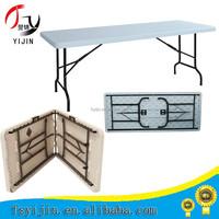 YJ-Z122 4FT Fold in Half Table (YIJIN)
