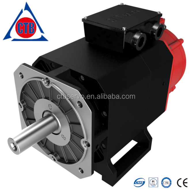 CTB 70kw electric motor for cnc lathe machine