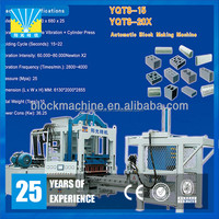 Pavement paver brick making machine concrete road brick making machine