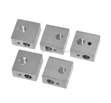 Customized CNC Machined Raw Aluminium Block