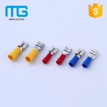 Factory supply electrical insulated female eco-friendly terminals connector