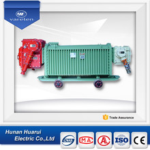 Explosion-proof dry mobile substation transformer 2000KVA for coal mine equipment