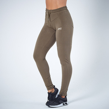 New Arrival Stretch Fit Sports Pants Women Tapered Fit GYM Sweatpants