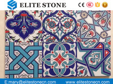 Indian Ceramic Wall Floor Tile Decorative Mexican Tile Cement Style Tile