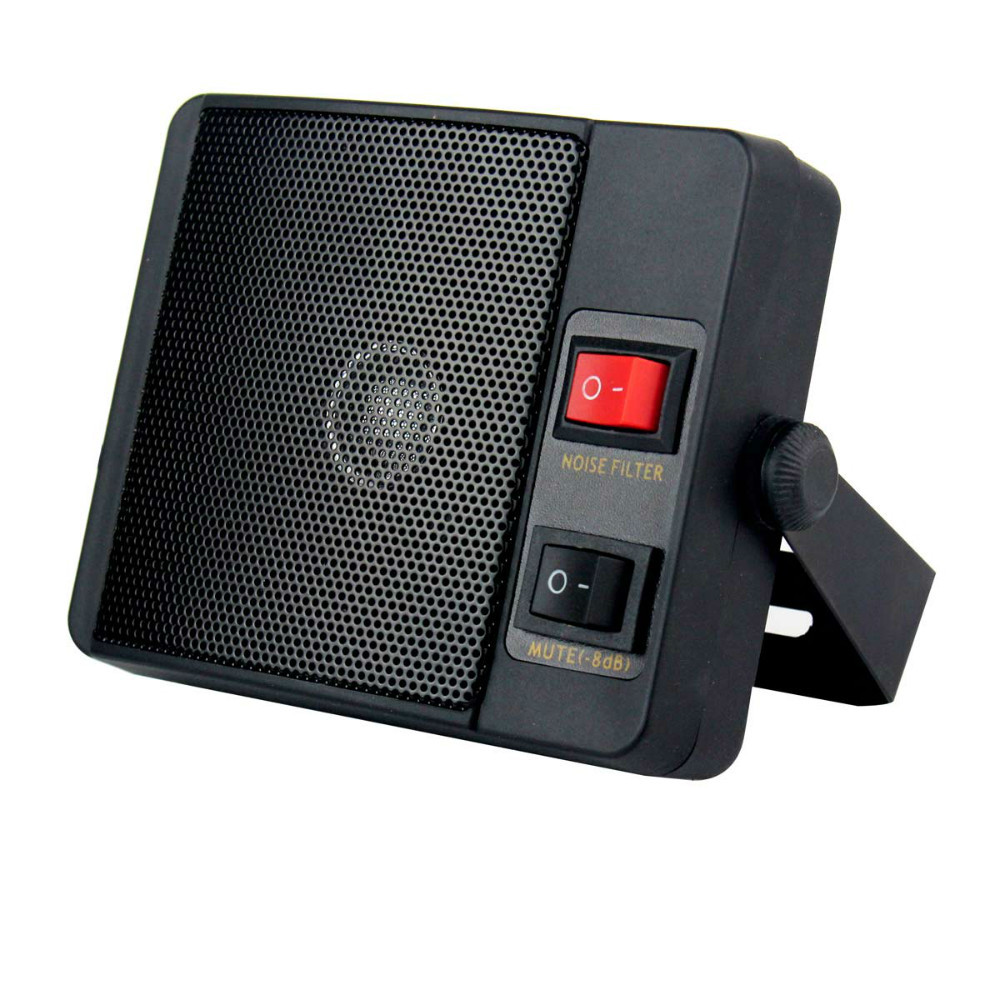 New DIAMOND Heavy Duty TS-750 External <strong>Speaker</strong> for YAESU KENWOOD CB Radio 3.5mm Jack