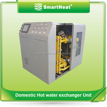 SmartHeat Famous Brand glycol Heat Exchanger inspection