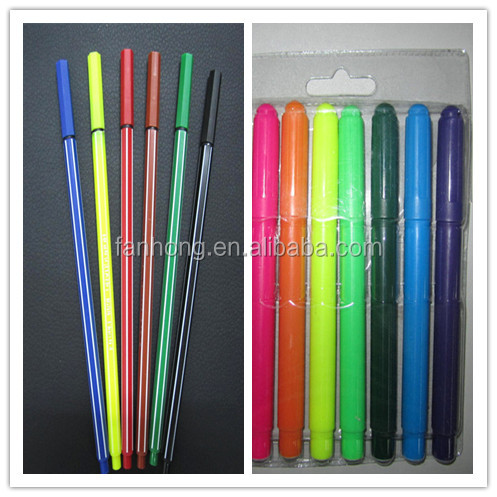 8pcs color gel ink pen ,glitter gel ink pen
