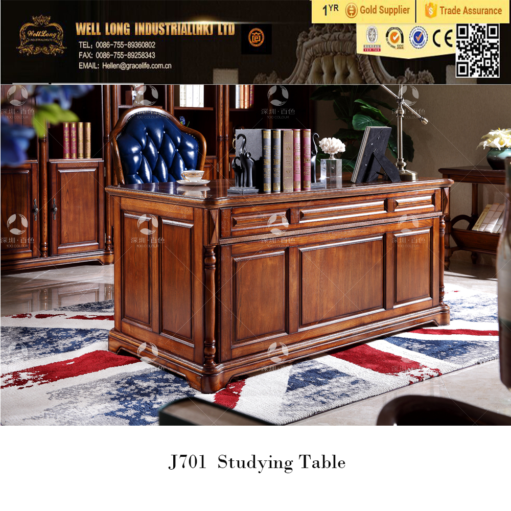 High Quality Executive Office Table With Chair/Manager Table/Office Furniture