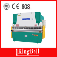 China popular press brake and shearing machine cnc hydraulic steel metal plate forming machine