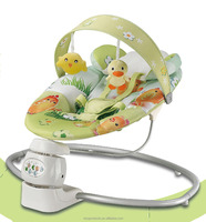 Factory wholesale indoor electric new born baby swing