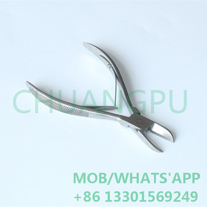 Pigling Dentagra, Piglet Tooth Cutting Pliers, Ferkel Cut Tooth Pliers, Stainless Steel Pig Extracting Forceps