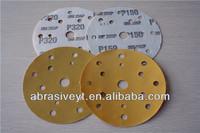 3M 255P hook abrasive discs