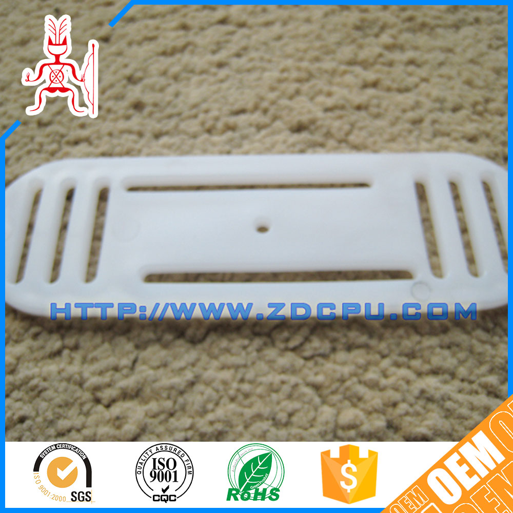 OEM customized pvc plastic gasket