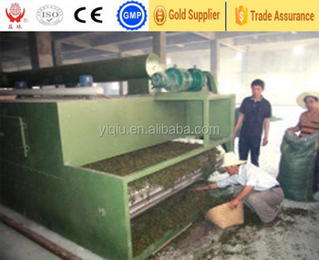 shredded coconut drying equipment/belt dryer