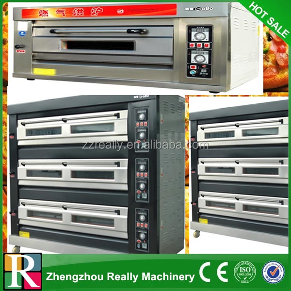 high quality portable deck electric oven for pizza