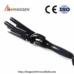 2018 New electrical invention of magic infrared ionic hair curling iron