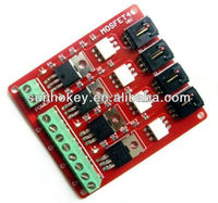 4 Route MOSFET Button IRF540 V2.0+ Module