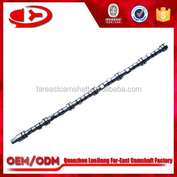 high quality engine parts names camshaft for 6D155 from China manufacturer