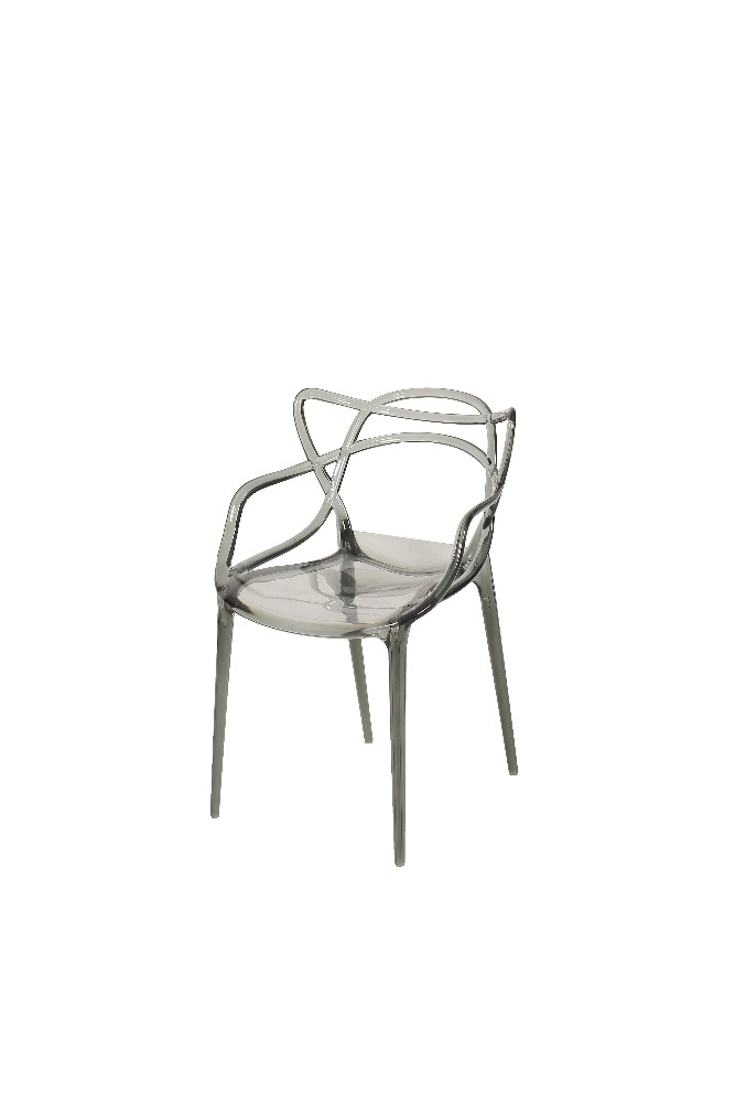 made in China best price master design popular moulded acrylic pc plastic patio garden chair