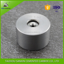 Quality premium finishing carbide wire drawing dies, tungsten carbide die for drawing machine
